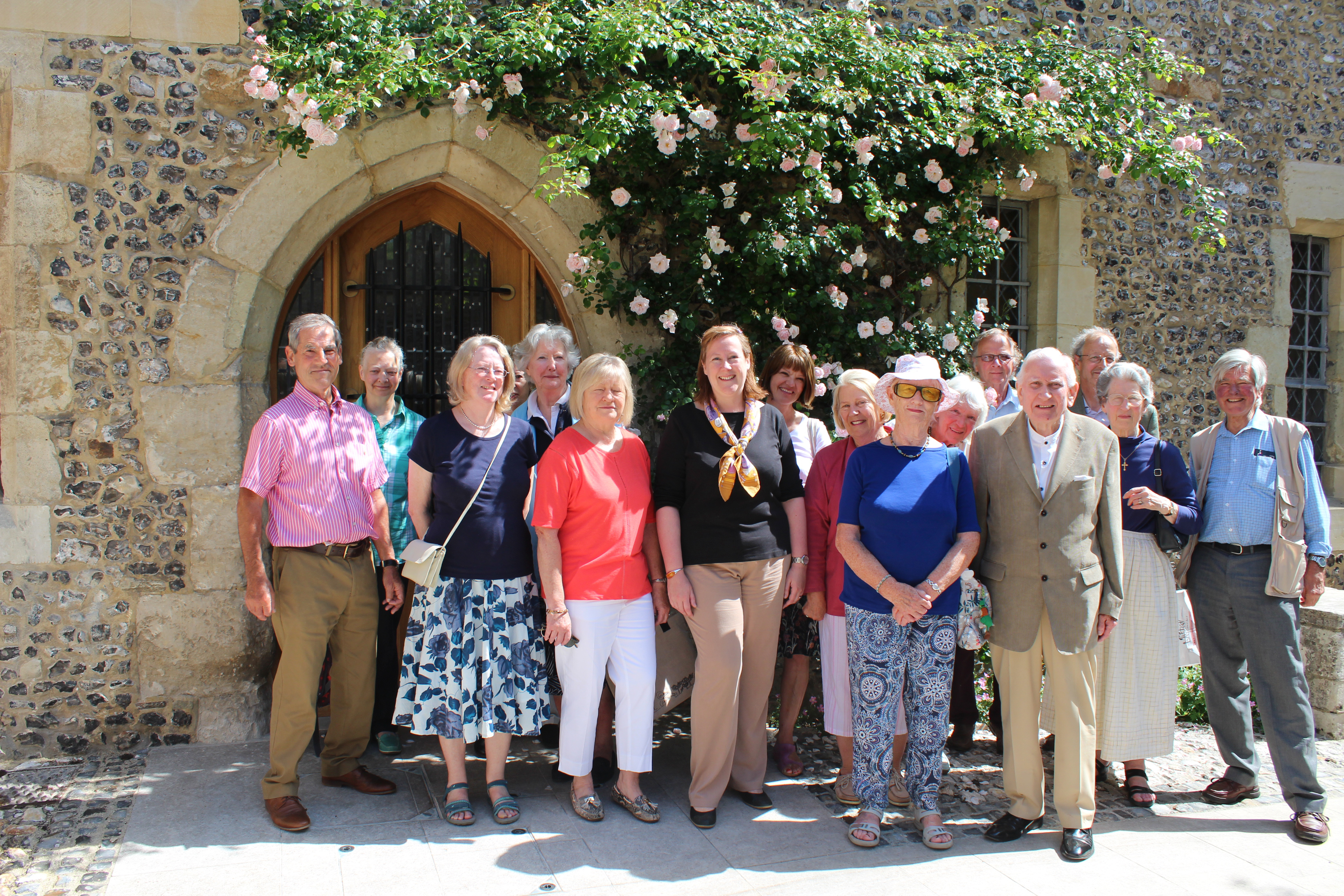 Chawton House Group Visit