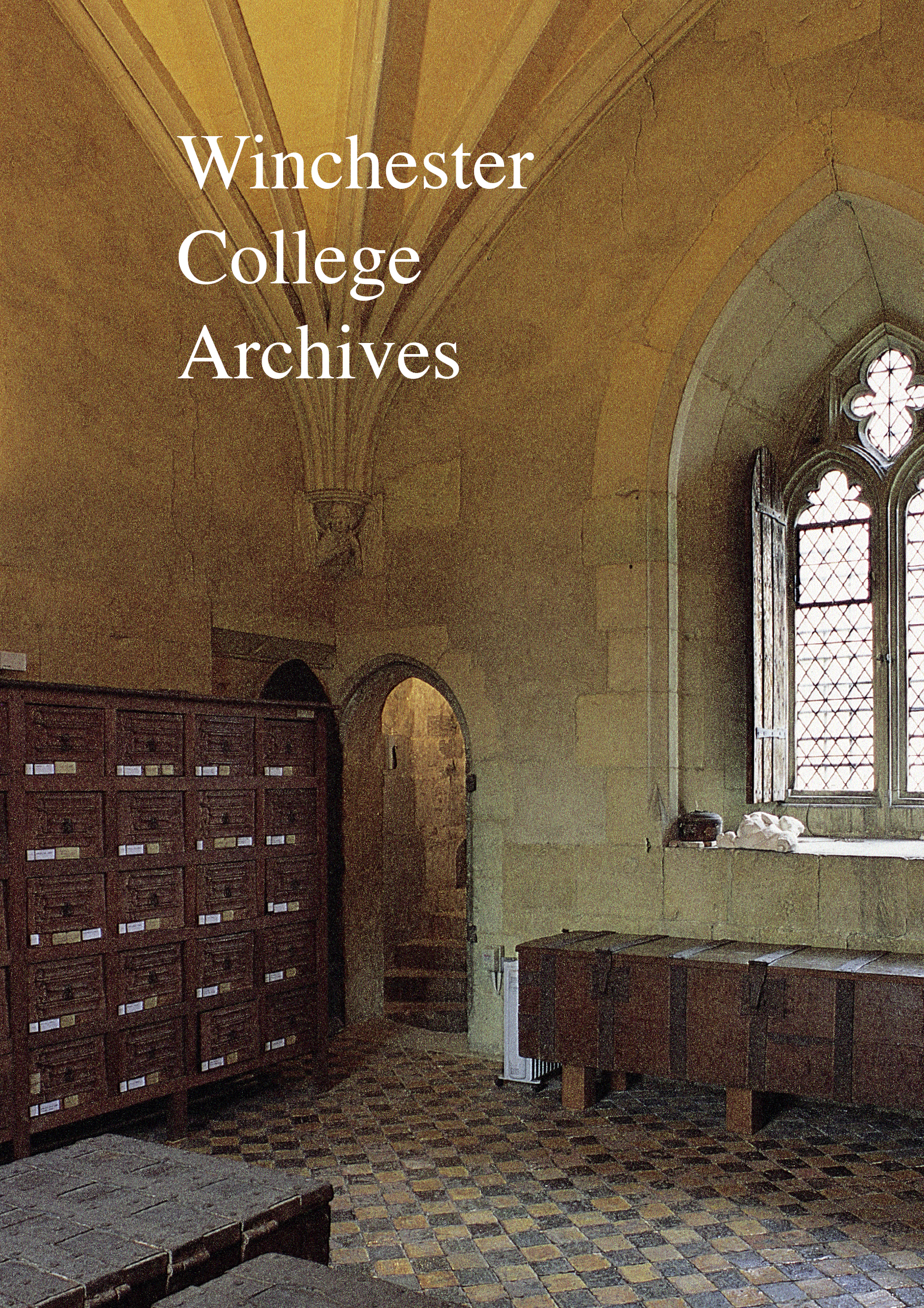 Winchester College Archives